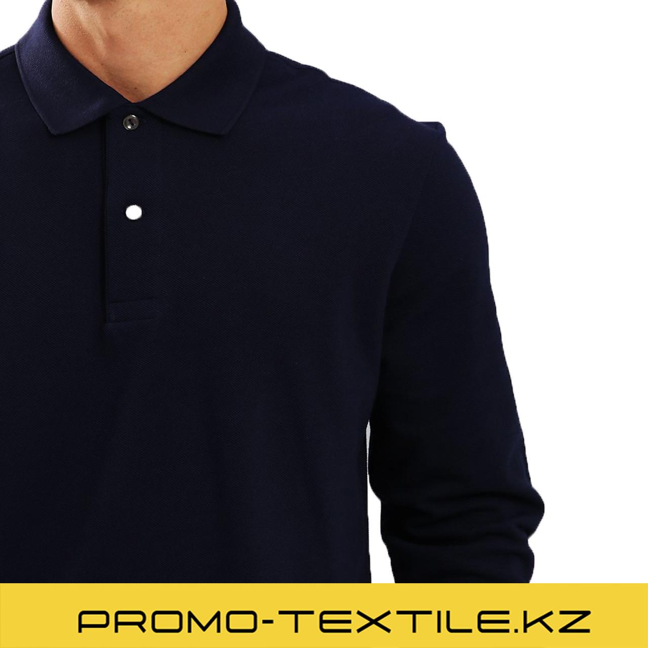 Поло с длинным рукавом | Рубашки-поло с длинным рукавом