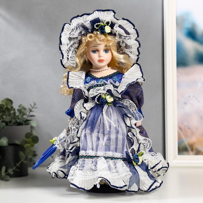 """Кукла коллекционная """"Фелиция"""" 30 см - фото 1"""