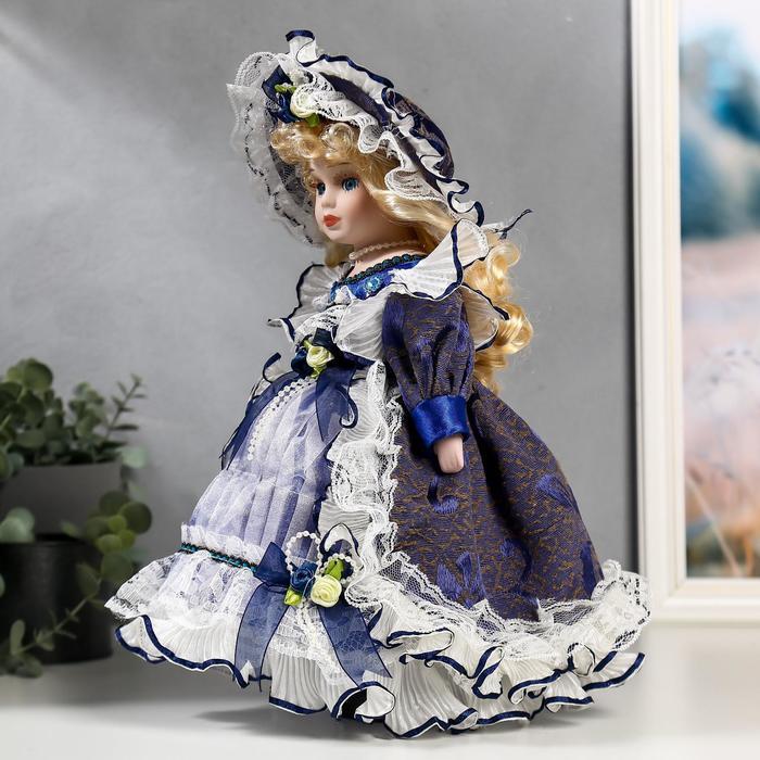 """Кукла коллекционная """"Фелиция"""" 30 см - фото 3"""