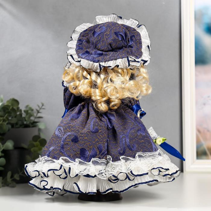 """Кукла коллекционная """"Фелиция"""" 30 см - фото 4"""