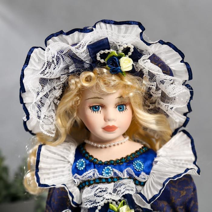 """Кукла коллекционная """"Фелиция"""" 30 см - фото 5"""