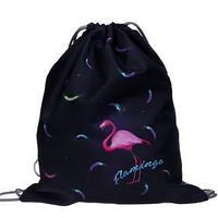 Мешок для обуви 430 х 340 мм, Stavia, для девочки 'Фламинго'