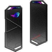 Asus контейнер для NVMe-накопителей ROG Strix Arion аксессуар для жестких дисков (ESD-S1C/BLK/G/AS)