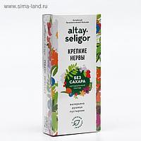 Бальзам Altay Seligor «Крепкие нервы», без сахара, 200 мл