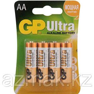 Батарейки GP ULTRA Alkaline 15AU-CR4 (АА)