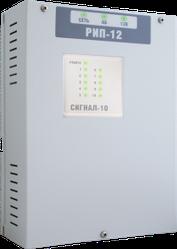 РИП-12 (исп.20) Резервированный источник питания (РИП-12-1/7М2-Р) метал. корпус со стеклом