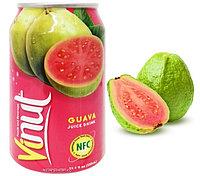 Напиток Vinut Guava Juice Гуава 330ml (24шт-упак)