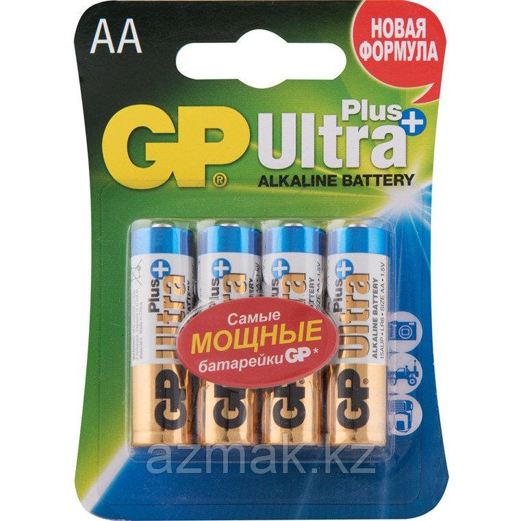 Батарейки GP ULTRA PLUS Alkaline 15AUP-CR4 (AA)