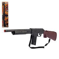 Ружье-хлопушка «Диверсант», цвета МИКС