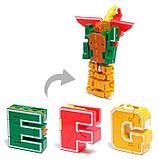 Набор роботов «Робо буквы», трансформируются в динозавров, фото 3