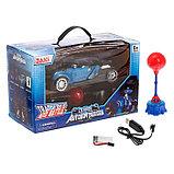 Робот радиоуправляемый «Автобот-боксёр», трансформируется, спорткар, с аккумулятором, заряд от USB, фото 8