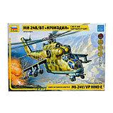Сборная модель «Советский ударный вертолёт Ми-24 «Крокодил», фото 2