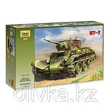 Сборная модель «Советский танк БТ-7»