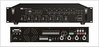 ITC TI-2406S Микширующий усилитель 240W, 6 зонный с USB / SD + FM-тюнером и Bluetooth