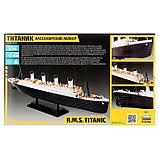 Сборная модель «Пассажирский лайнер Титаник», фото 2