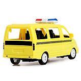 Автобус инерционный «Спецслужбы», МИКС, фото 3