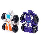 Автотрек «Роботы», с машинками, фото 8