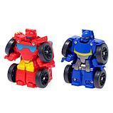 Автотрек «Роботы» с машинками, фото 8