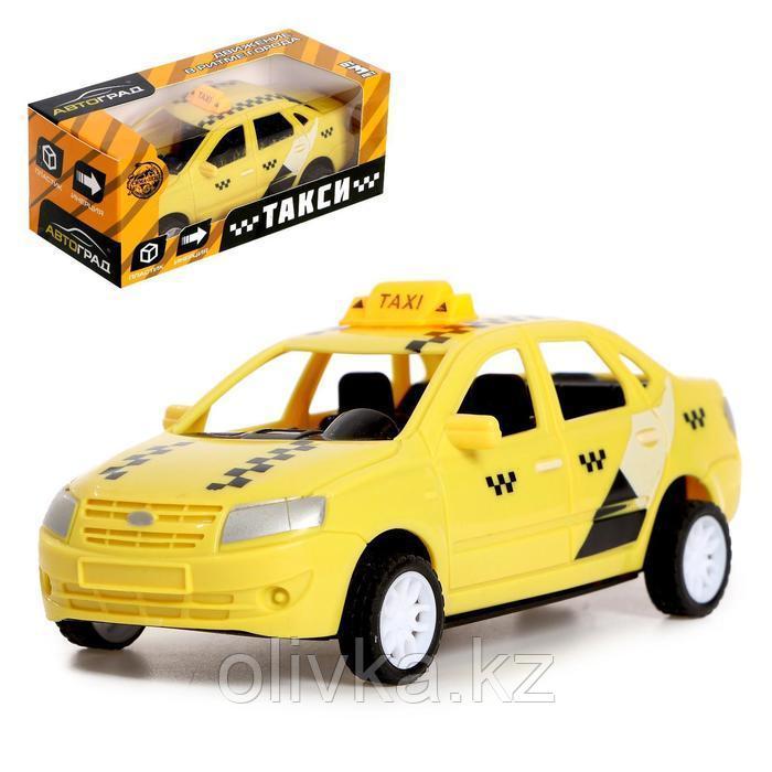 Машина инерционная «Такси», МИКС