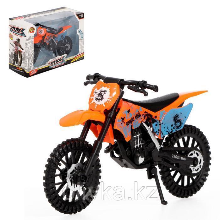 Мотоцикл «Кросс»