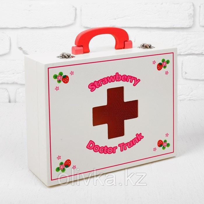 Игровой набор «Играем в доктора», 9.5 × 26 × 22.5 см