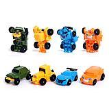 Набор роботов «Автороботы», 4 штуки, трансформируются, фото 2