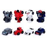 Набор роботов «Автороботы», 4 штуки, трансформируются, фото 7