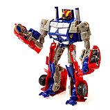 Робот «Грузовик», трансформируется, цвета МИКС, фото 3