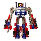 Робот «Грузовик», трансформируется, цвета МИКС, фото 4