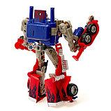 Робот «Грузовик», трансформируется, цвета МИКС, фото 5