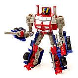 Робот «Грузовик», трансформируется, цвета МИКС, фото 9