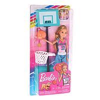 Игровой набор «Спортивные сестренки Барби», МИКС