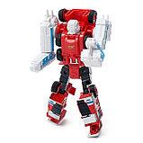 Робот «Пожарный», трансформируется, с металлическими элементами, фото 2