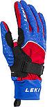 Зимние перчатки со встроенным темляком LEKI Nordic Circuit Shark (Германия), фото 2