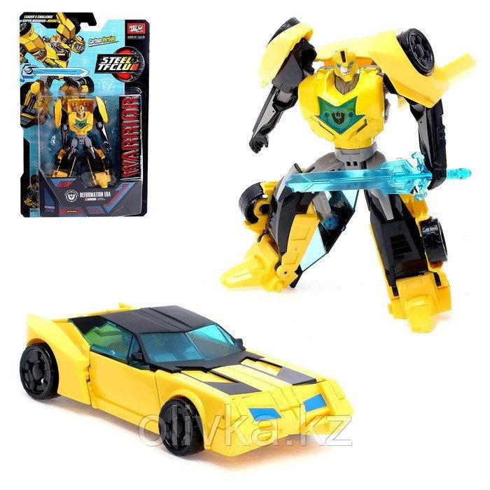 Робот «Автобот-шмель»