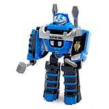 """Робот """"Шуруповёрт"""", трансформируется, работает от батареек, цвета МИКС, фото 4"""