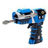 """Робот """"Шуруповёрт"""", трансформируется, работает от батареек, цвета МИКС, фото 7"""