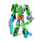 """Робот """"Универсальный боец"""", трансформируется, 2 собираются в 1 робота , МИКС, фото 3"""