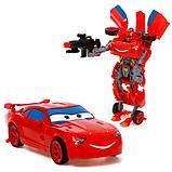 Робот «Автобот», трансформируется, цвета МИКС, фото 2