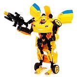 Робот «Автобот», трансформируется, цвета МИКС, фото 3