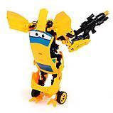 Робот «Автобот», трансформируется, цвета МИКС, фото 4