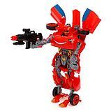 Робот «Автобот», трансформируется, цвета МИКС, фото 8