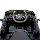 Электромобиль Bentley EXP 12 Speed 6e Concept, EVA колеса, кожаное сиденье, цвет чёрный, фото 6