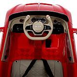 Электромобиль Bentley EXP 12 Speed 6e Concept, EVA колеса, кожаное сидение, цвет красный, фото 6