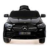 Электромобиль MERCEDES-BENZ GLE 450 4matic, EVA, кожаное сиденье, цвет чёрный глянец, фото 4