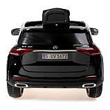 Электромобиль MERCEDES-BENZ GLE 450 4matic, EVA, кожаное сиденье, цвет чёрный глянец, фото 5