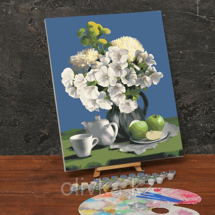 Картина по номерам на холсте с подрамником «Натюрморт» 40х50 см