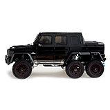 Электромобиль MERCEDES-BENZ G63 AMG 6x6», 6WD полный привод, цвет глянец черный, EVA, фото 2