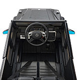 Электромобиль MERCEDES-BENZ G63 AMG 6x6», 6WD полный привод, цвет глянец черный, EVA, фото 7