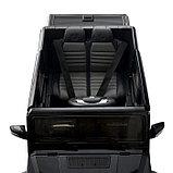 Электромобиль MERCEDES-BENZ G63 AMG 6x6», 6WD полный привод, цвет глянец черный, EVA, фото 8